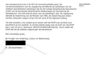 Antwoord Minister OCW-23-10-2014 op brief NCRM-13-07-2014 pg2