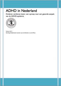 ADHD in Nederland