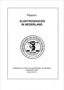 ELEKTROSHOCKS IN NEDERLAND 2007