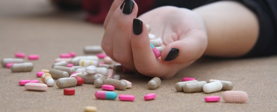 When getting help hurts: Psychotropics and Homicide in America.
